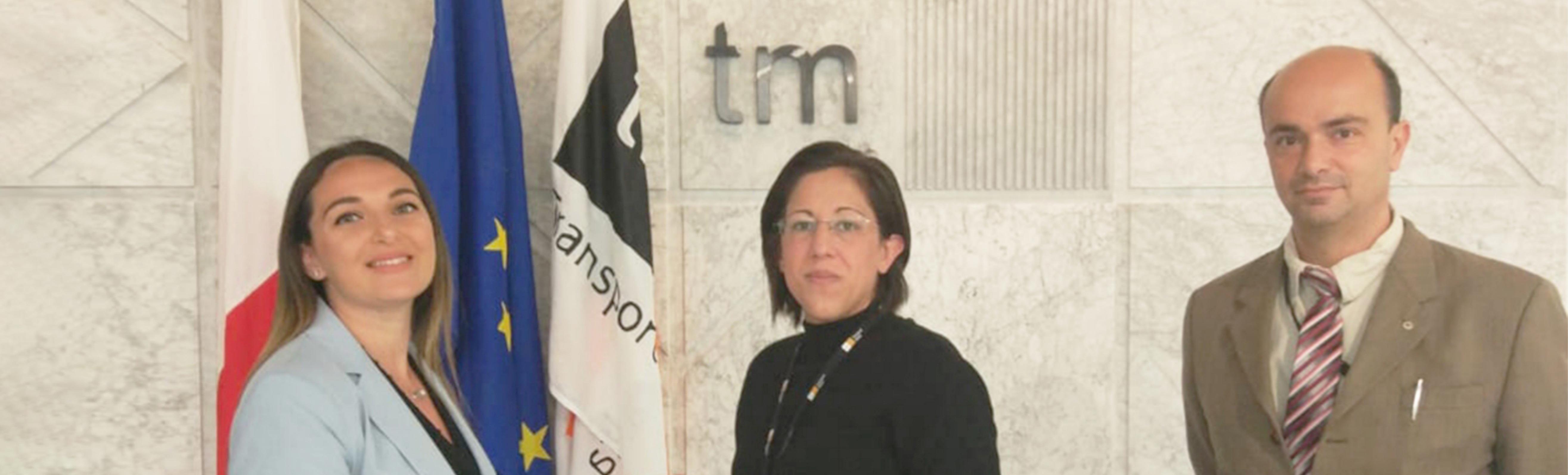 TAG全球培训获得马尔他交通部的CCTO认证