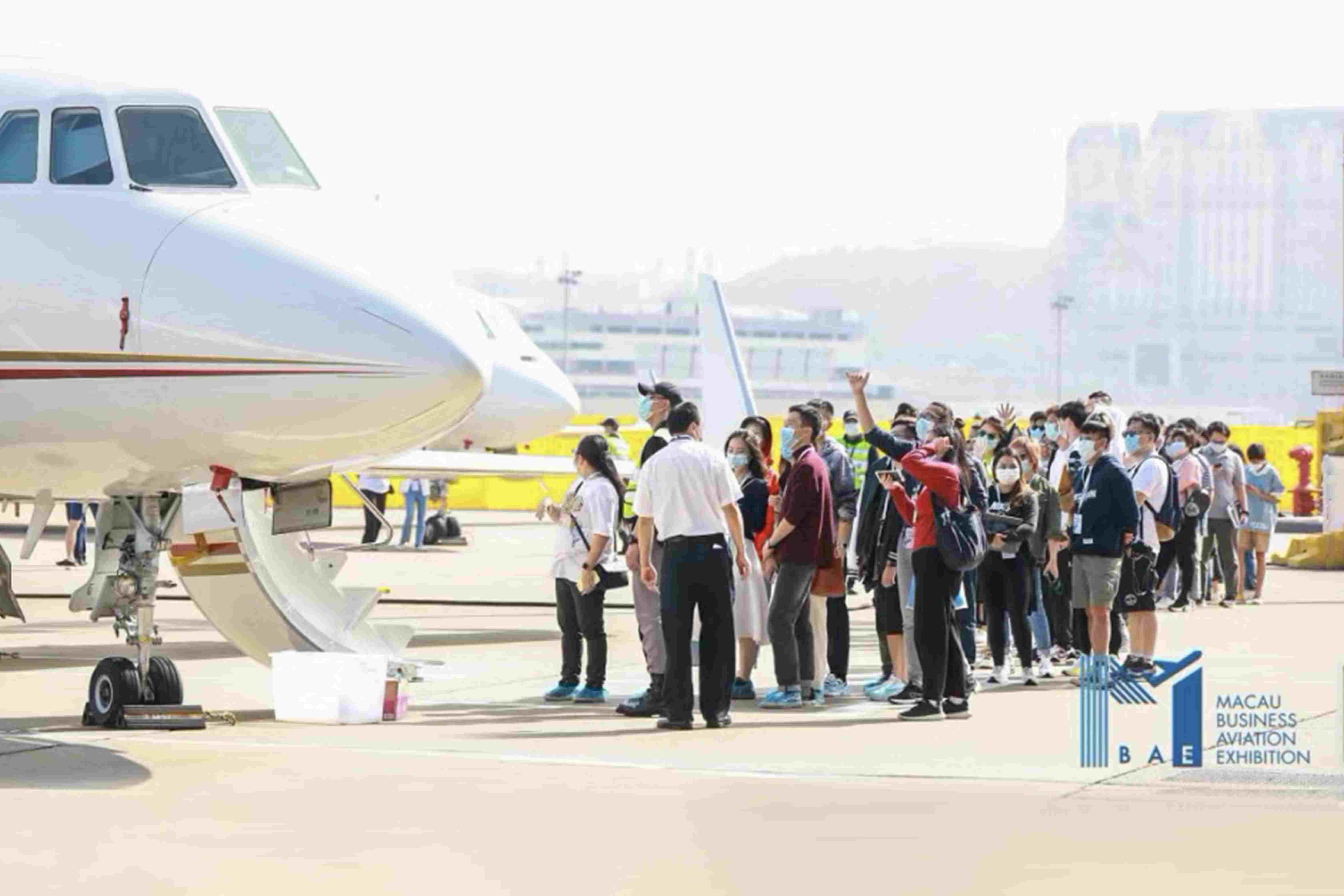 TAG Macau FBO is exclusive FBO for the 2021 Macau Business Aviation Exhibition