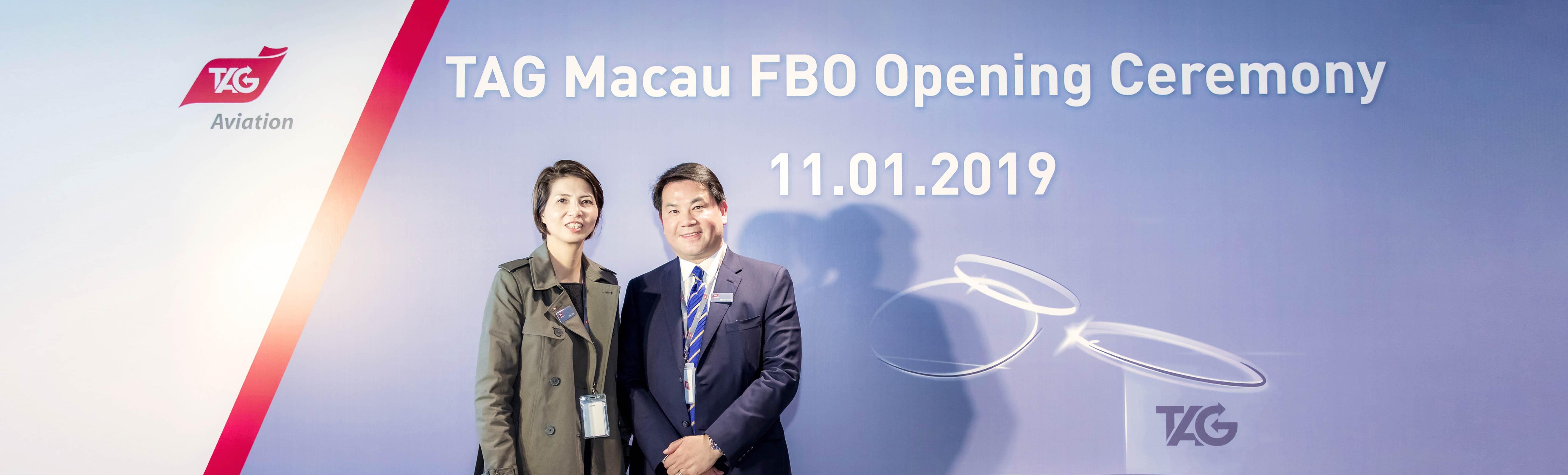 TAG Aviation opens Fixed Base Operation (FBO) in Macau