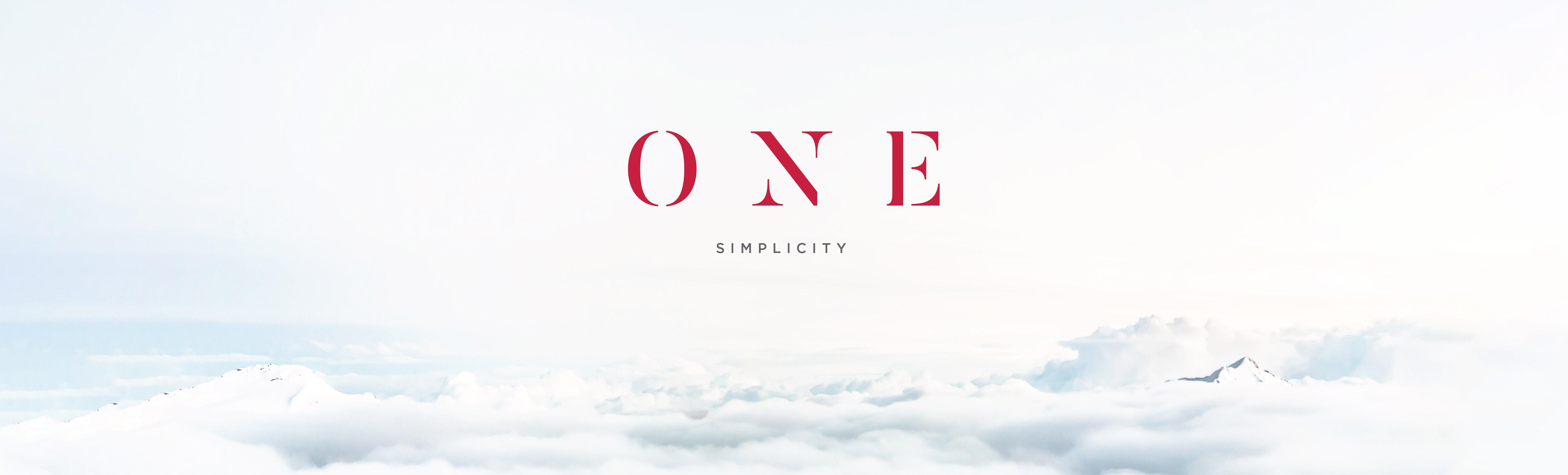TAG ONE帐户 | 第一章:简洁流畅