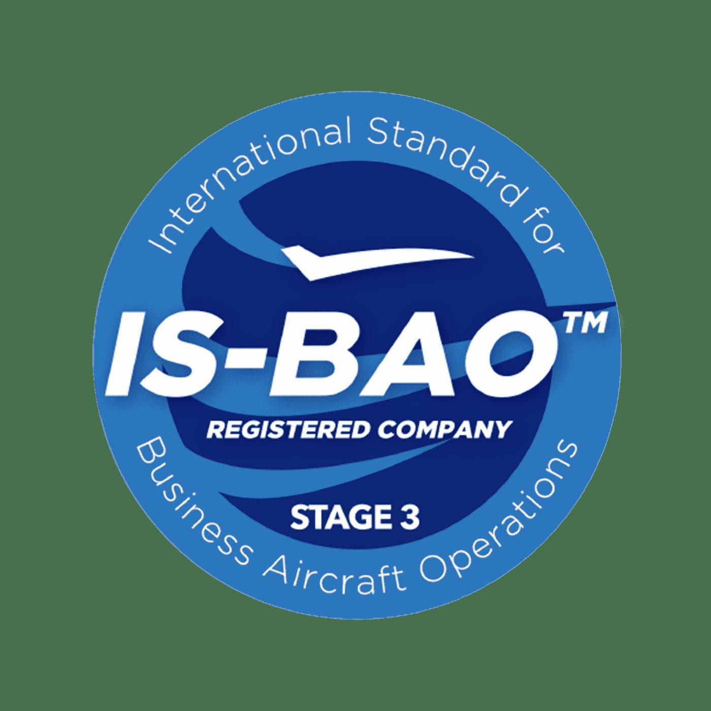 國際商務航空營運標準認證