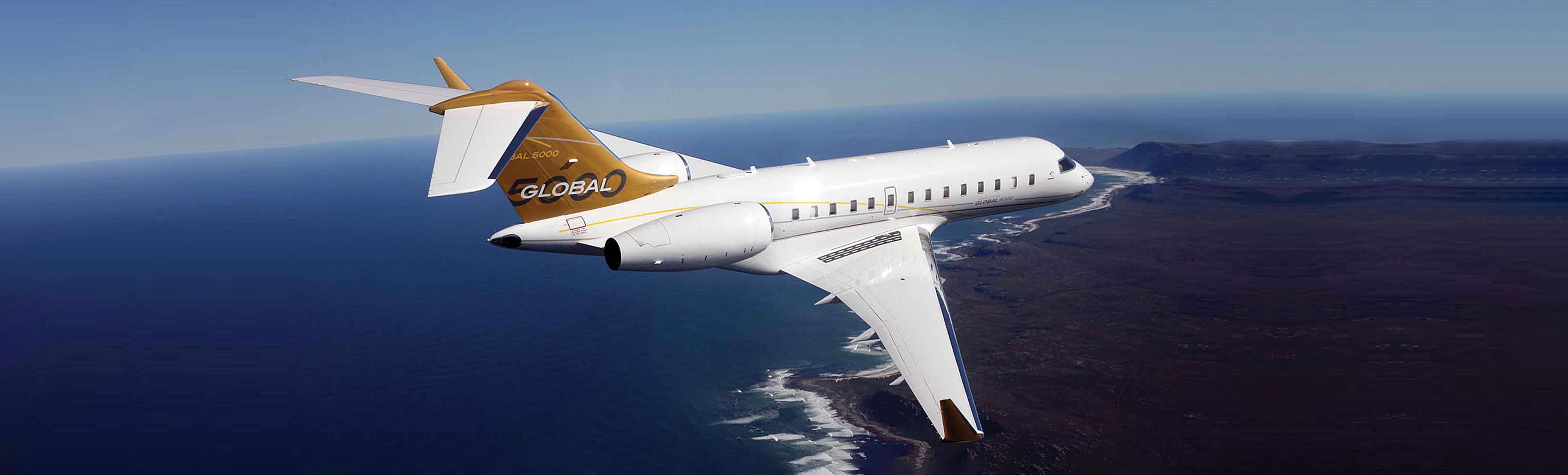 TAG航空推出首架配备顶级客舱的庞巴迪超远程环球5000欧洲包机服务