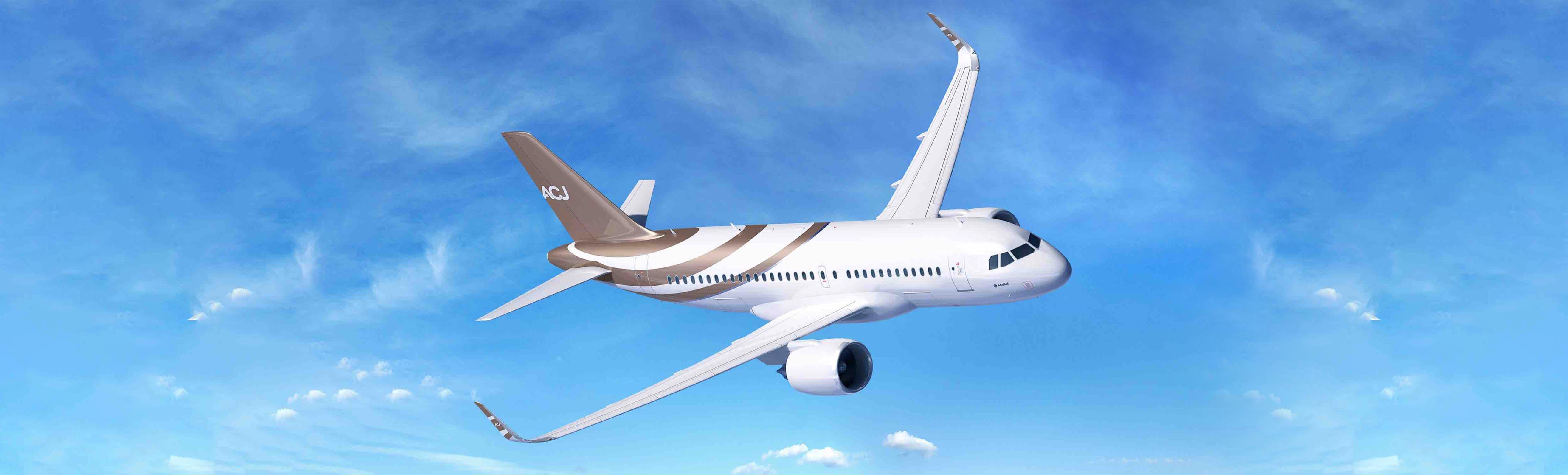 TAG航空范保罗机场提供空客公务机系列航线的维护支援服务