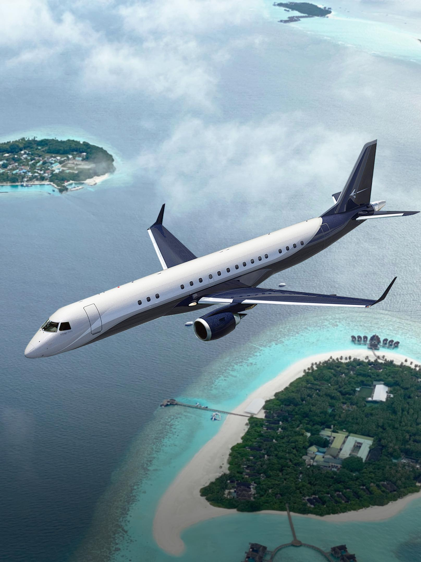 EMBRAER LINEAGE