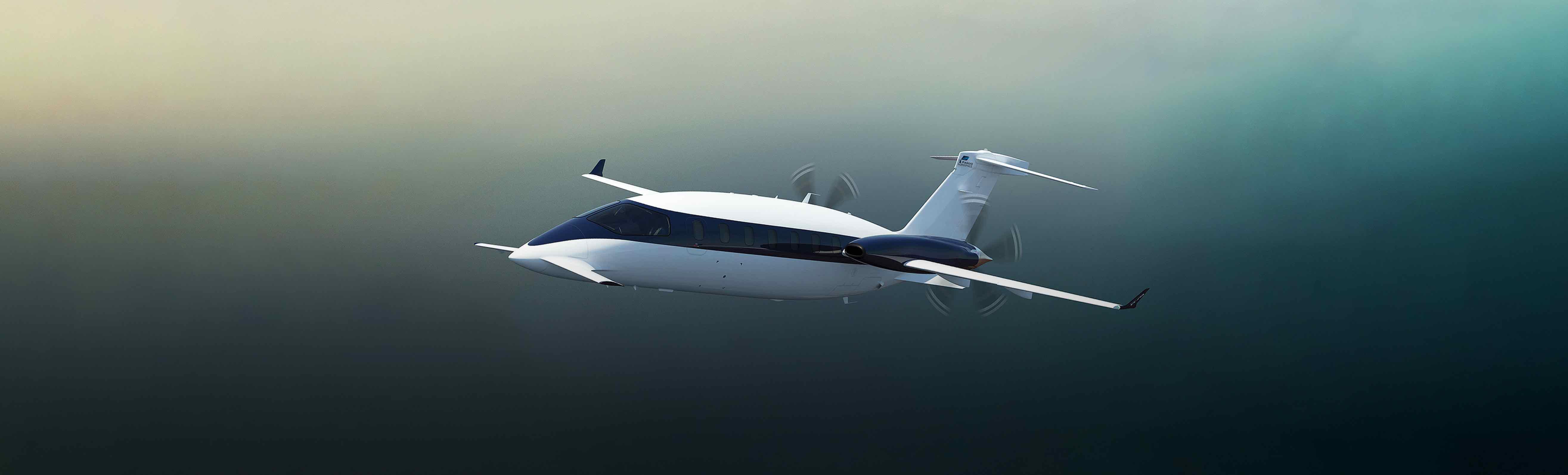 渦輪螺旋槳飛機<br />
