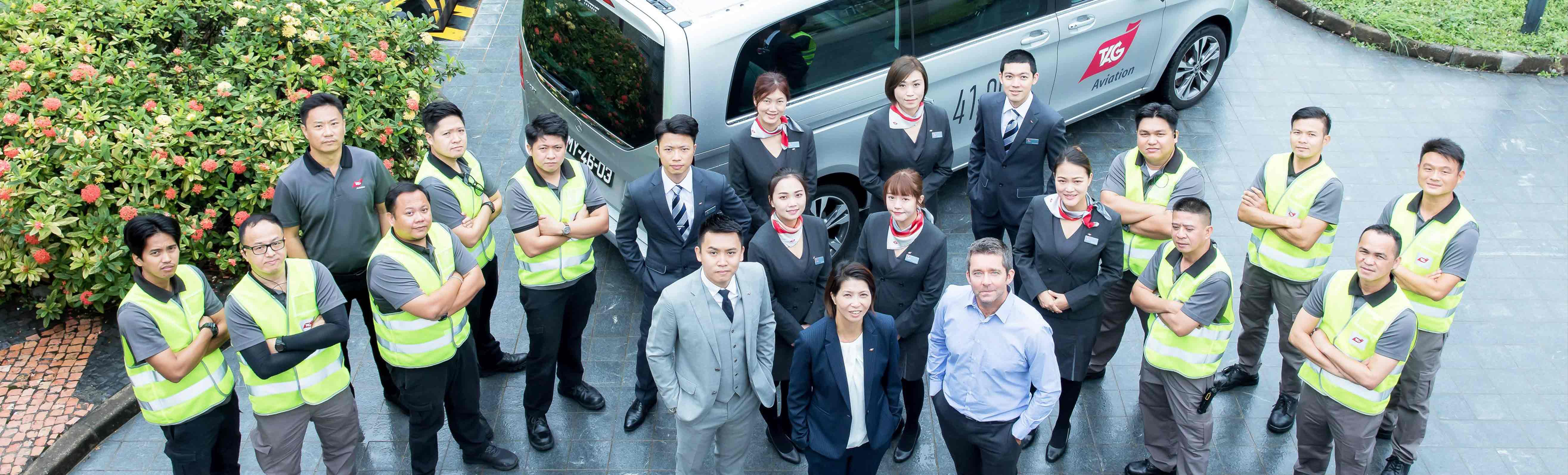 TAG Aviation Macau receives IS-BAH Accreditation for ground handling operations
